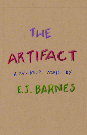 The Artifact cover
