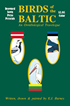 Birds of the Baltic comics cover
