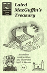 Laird MacGuffin's Treasury comics cover